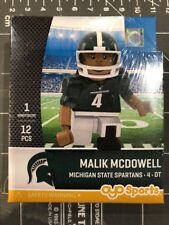 Oyo Sports Minifigure Malik McDowell Michigan State Spartans Lego MSU Seahawks