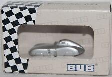 BUB 1:87 Metallmodell - 08350- Edition 2007 - Lloyd Stromlinienrekordwagen - Neu