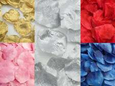 288 Fabric Rose Petals Wedding Decoration Table Aisle Confetti Scatter Theme