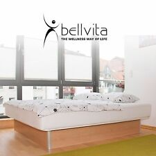 bellvita Dual Wasserbett 140x200 bis 200x220 mit Aufbau, 0% Finanzierung möglich