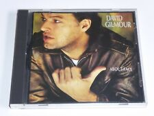David Gilmour - About Face (1984) West Germany CD ALBUM Harvest No Barcode Dave