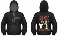 AC/DC 'Highway To Hell' Zip Up Hoodie - NEW & OFFICIAL!
