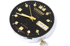 Citizen 8200A automatic movement and dial for repairs or parts             -7218