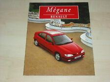 51674) Renault Megane Prospekt 04/1997