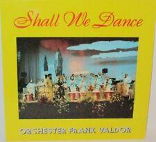 Orchester Frank Valdor - Shall We Dance LP Vinyl Condor Disc