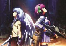 Angel Beats Anime Manga Poster Art Print A3 Print HAL800