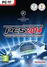pro evolution soccer pes 2014 new&sealed