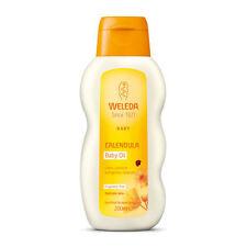 Weleda Calendula Baby Oil Fragrance Free (200ml)