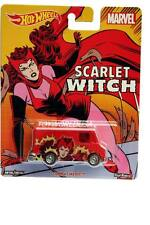 2017 Hot Wheels Pop Culture Marvel Scarlet Witch Combat Medic