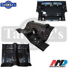 70 Challenger Interior Front Floor Pan Rear Under Seat Trunk Floor KIT - AMD