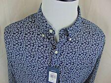 Chaps Ralph Lauren NWT XL Cool Cotton Long Sleeve Light Button Up Shirt- A1
