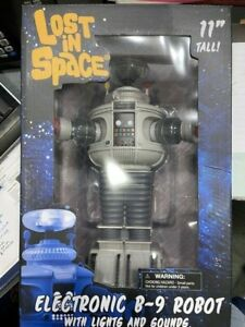 LOST IN SPACE ELECTRONIC B9 ROBOT