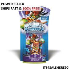 Skylanders Spyro's Adventure **DOUBLE TROUBLE** XBOX One 360 PS3 PS4