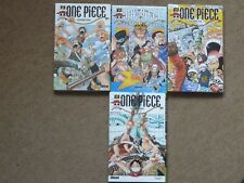 ONE PIECE..LOT DE 4 LIVRES