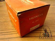"NEW HONDA XL250 STANDARD PISTON,NOS ""Rocky"" 13101-428-013"