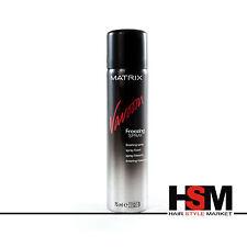 Matrix Vavoom Freezing Spray Lacca Capelli Fissaggio Medio 75 ml