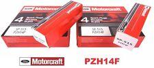 SET OF 8 MOTORCRAFT SPARK PLUGS PZH14F SP515/ SP546 PZK14F NEW