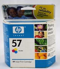 NEW  HP 57 TriColor ink Cartridge genuine OEM 57 EXPIRED! 2008