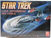 AMT Star Trek USS Enterprise NCC-1701E Plastic Model Kit NIB e173