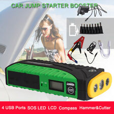 Auto Battery Engine Booster 68800mAh Car Jumpstarter Pack Power Bank USB Charger