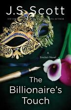 The Sinclairs: The Billionaire's Touch 3 by J. S. Scott (2016, Paperback)