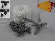 Kayak Fishing and SAFETY KIT, Kayak anchor, Sea Drougue, Fishing Rod Holder