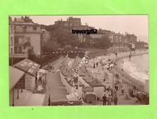 Broadstairs Isle of Thanet Bathing Tents Promenade unused RP pc  Ref A808