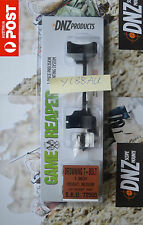 """DNZ Game Reaper One Piece Scope Mount 1"""" for Browning T-Bolt, Medium - #72500"""