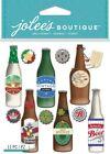 207 Jolee's Boutique Scrapbook 3D Stickers VARIETY U-CHOOSE dimensional stickers