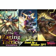 Extra Booster 09: The Raging Tactics Pack * Extra Booster * Cardfight!! Vanguard