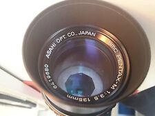 LENS SMC PENTAX f=135 mm   1: 3.5  (PENTAX K mount)  GOOD CONDITION