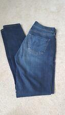 Citizens of Humanity Thompson Medium Rise Cropped Skinny Jeans Faith Medium Blue