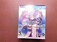 Sony PlayStation 3 PS3 Brand New Sealed Record of Agarest War 2 Limited Edition