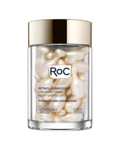 RoC RETINOL CORREXION Line Smoothing Night Serum - 30 Capsules