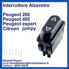 Pulsante Alzavetro Peugeot 206 405 Expert Citroen Jumpy - 6552.W3