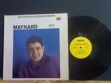 MAYNARD FERGUSON   Maynard    LP   U.S. stereo  Lovely copy !!