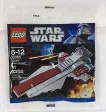 LEGO STAR WARS MINI SETS 30056 /& 30053 IMPERIAL DESTROYER /& REPUBLIC CRUISER NEW