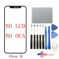 Apple iPhone XR Screen Replacement Front Outer Glass Lens+Tools