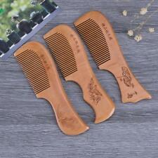 Hair Brush Wooden Combs Anti-static Natural Massage Hairbrush Comb Health Care