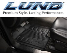 Lund 283018-B Catch-It Custom Vinyl Floormat-Front Only 08-11 Ford Focus Black