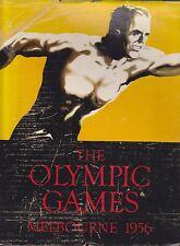 THE OLYMPIC GAMES - MELBOURNE 1956 - A Colorgravure Publication - HB/DJ