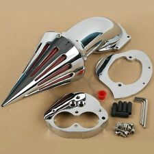 Chrome Air Cleaner Kits intake filter For Kawasaki Classic VN 1500 1600 00-12 04