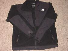Mens The North Face Black/White AMYN Denali Fleece Jacket! Size L $160.00