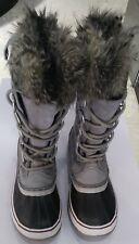 Sorel Women's Joan Of Arctic Boot,Quarry / Black,9.5 B(M) US