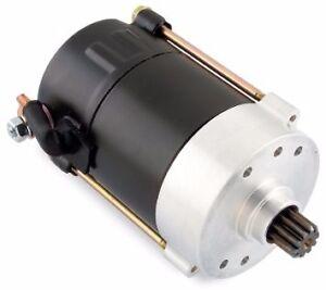 NEW All Balls HARLEY 1.4kw Starter Motor (Hitachi Type) Black Starter  FREE SHIP
