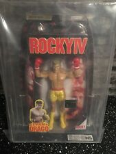 Jakks Pacific Rocky Ivan Drago Extremely Rare New Graded UKG80