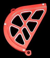 Yamaha Raptor YFM700 ModQuad Red Anodized Billet Aluminum Chain Guard