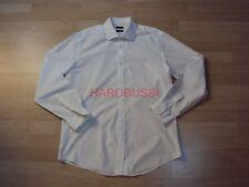 Original Esprit Collection Business Hemd langarm Shirt Weiß Slim Fit Gr 43 / 44