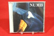 NUMB Self Titled s/t (CD, 1987, KK Records) KK085CD, Belgian Import