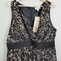[ AUTOGRAPH ] Womens Print Monotone Dress NEW | Plus Size AU 18 or US 14